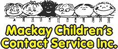 Mackay Children's Contact Service Logo